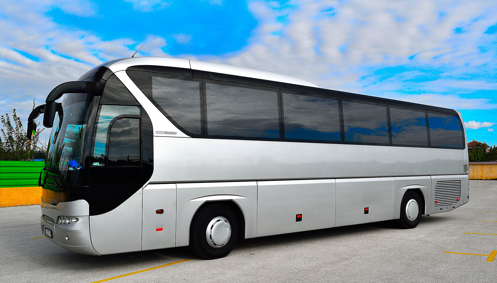 Coach Bus - Chauffeur Greece