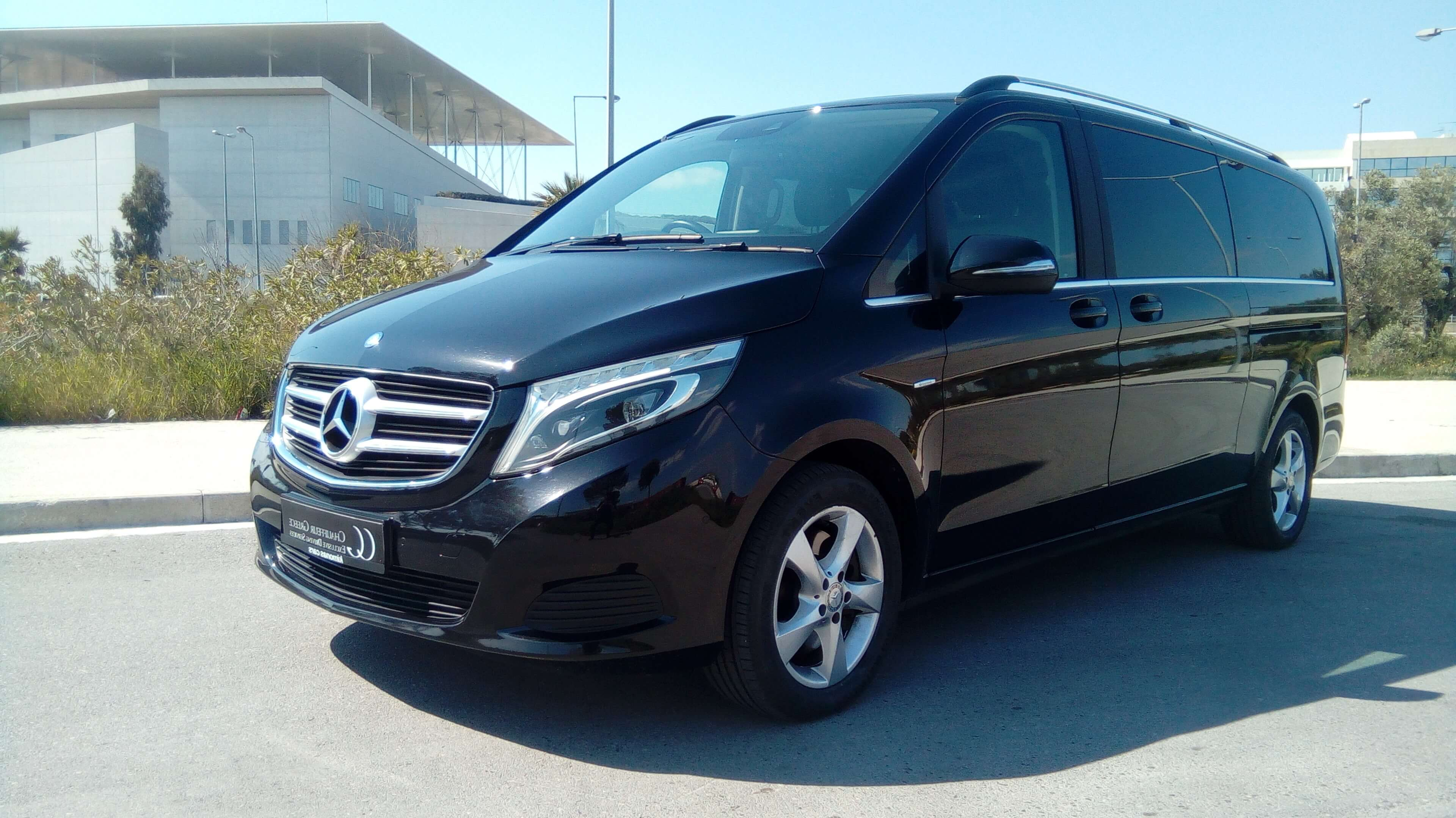 Executive Minivan - Chauffeur Greece