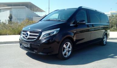 Executive Minivan - Chauffeur Greece