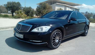 Executive Sedan - Chauffeur Greece