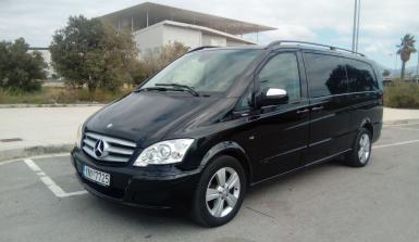 Luxury Minivan - Chauffeur Greece