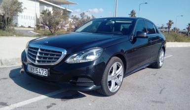 Luxury Sedan - Chauffeur Greece